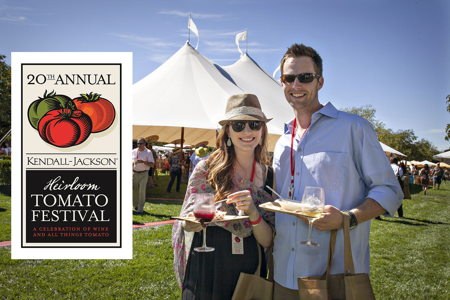 20th annual Kendall-Jackson Heirloom Tomato Festival