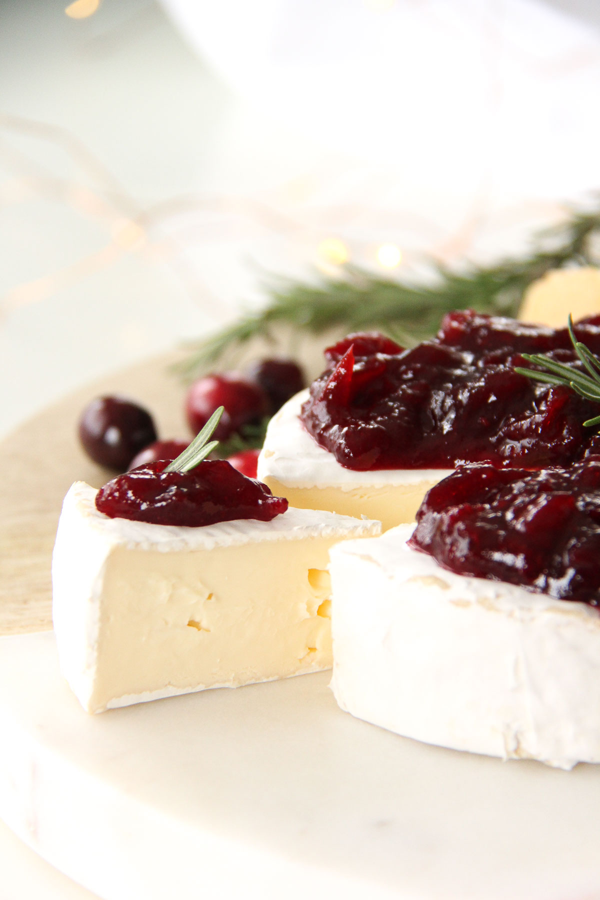 This Brie with Cranberry Balsamic Chutney recipe is the perfect appetizer for those that want an easy snack to serve during the holiday season.