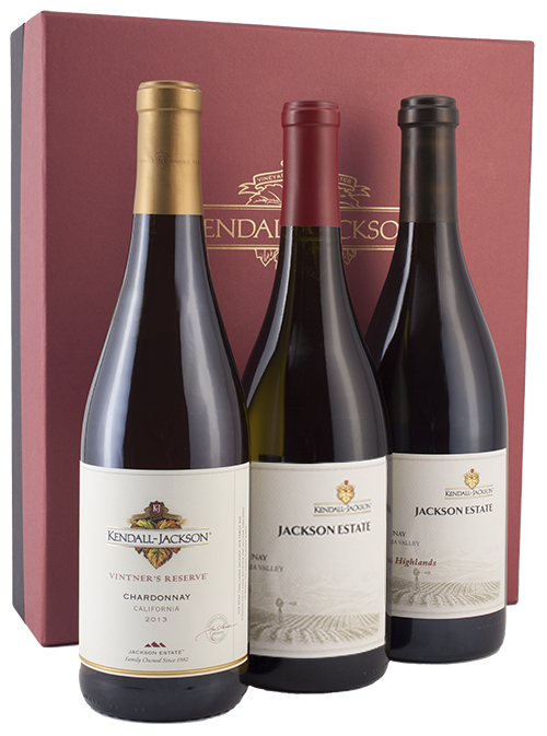 Estate Gift Set - Chardonnay Lovers