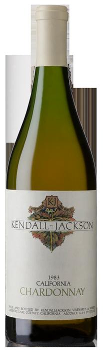 1983 Kendall-Jackson Vintner's Reserve Chardonnay