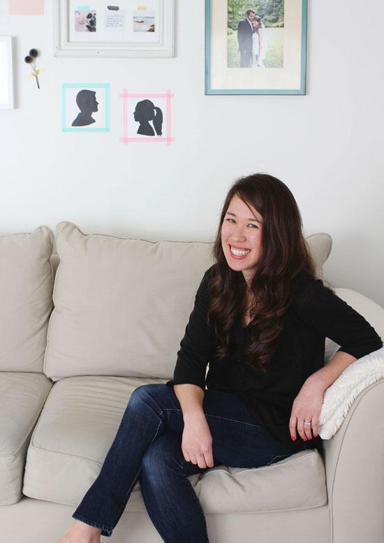 Aileen Allen of At Home in Love