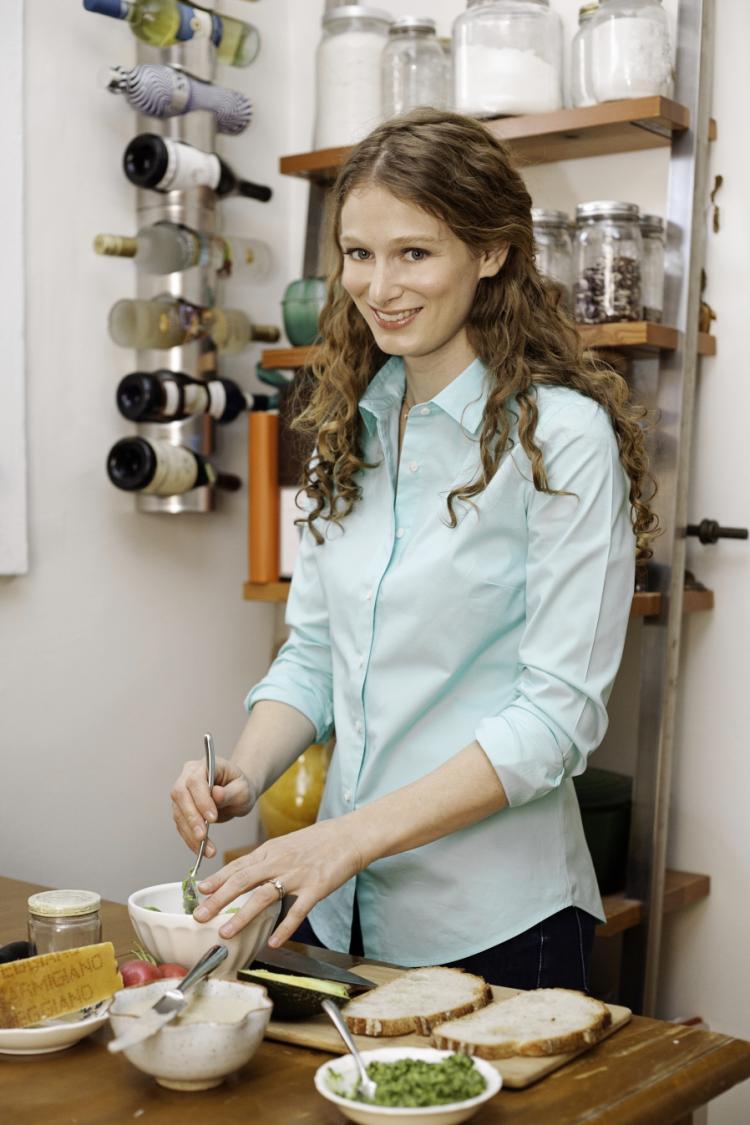 Cara Eisenpress Big Girls Small Kitchen