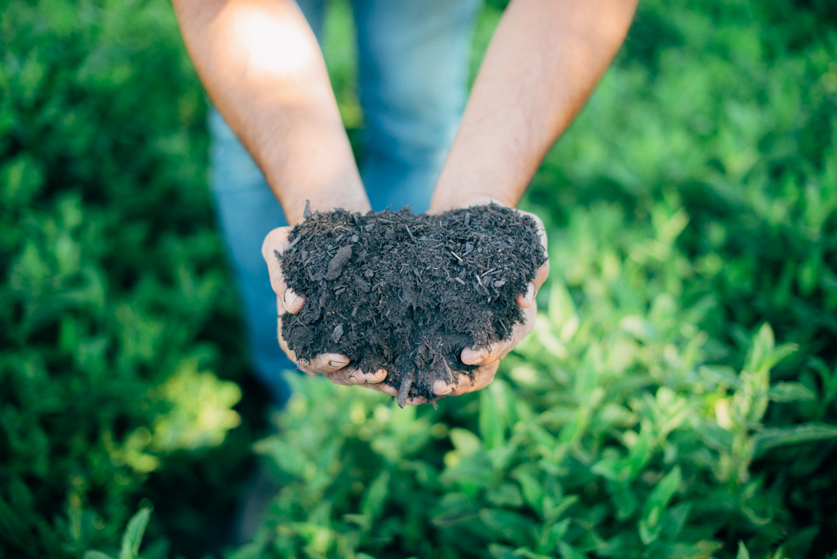 Kendall-Jackson Gardens Composting