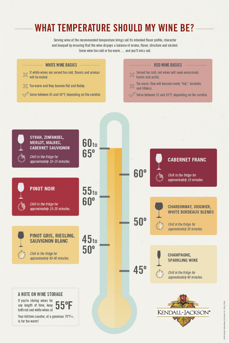 wine 101 what temperature should my wine be. Black Bedroom Furniture Sets. Home Design Ideas
