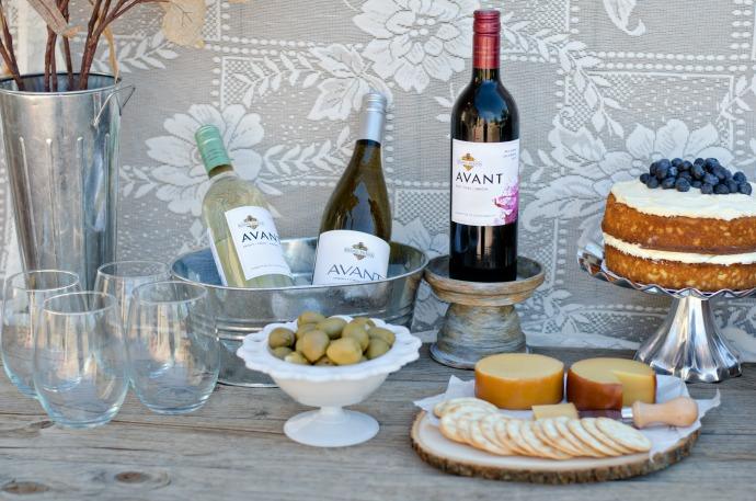 K-J AVANT Wine Party