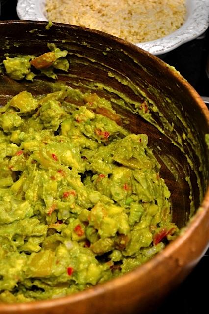 Award Winning Guacamole Recipe