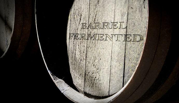 Barrel Fermented