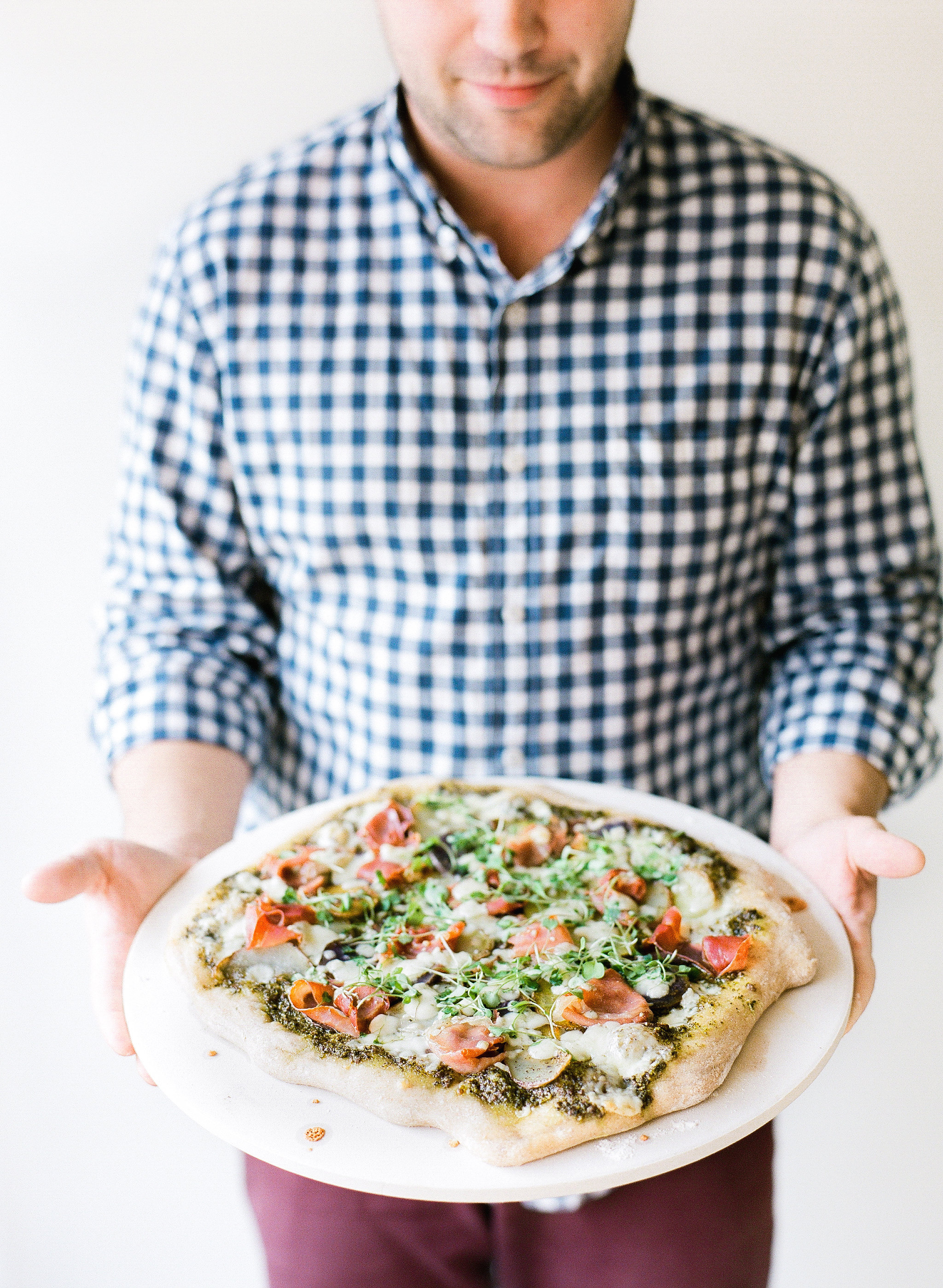 Date Night In - Make Your Own Pizza
