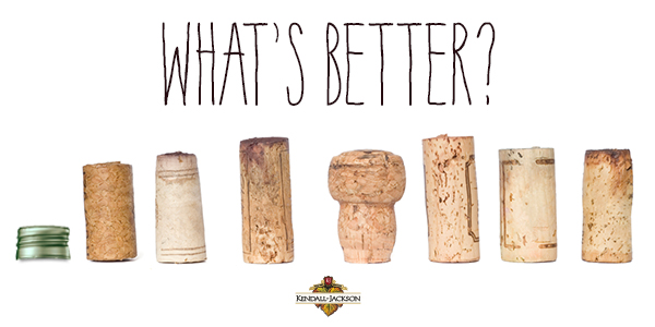 What's better – cork, synthetic cork or screwtop?