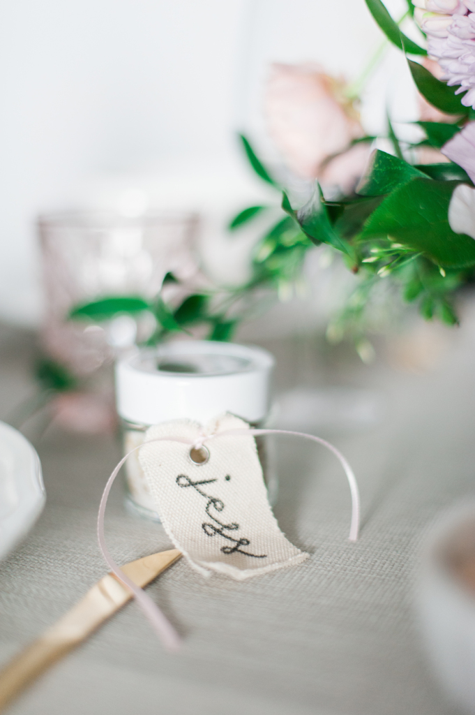 Rosemary Sea Salt Party Favors