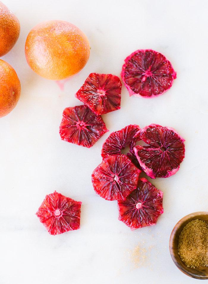 Meet the final Crostini pairing in our mini-series - The Caramelized Blood Orange & Montchevré Crostini! #Recipe