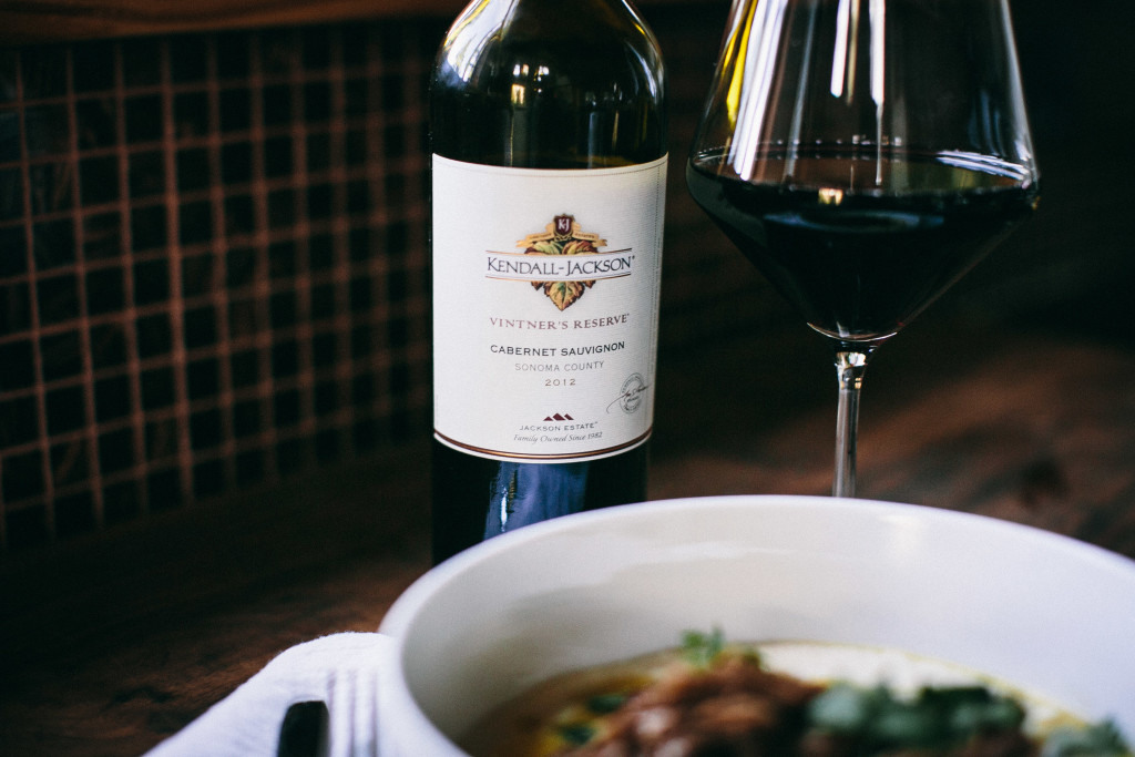 When this braised pork is paired with the sumptuous Kendall-Jackson Vintner's Reserve Cabernet Sauvignon, this is a recipe you'll want to savor again and again.