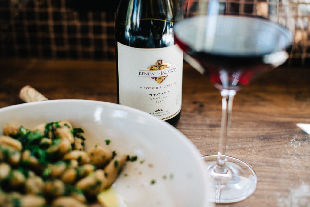 With time and a bit of patience, you can whip these up in the time it takes to savor a class of Kendall-Jackson Vintner's Reserve Pinot Noir as the sun goes down.