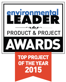 Top Project of the Year badge