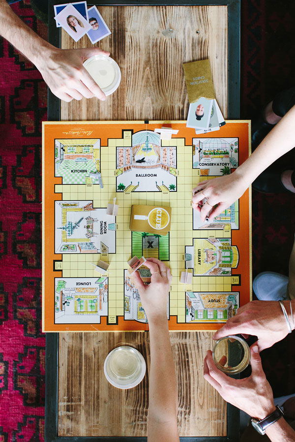 The easiest way to spruce up your old board games, #DIY personalized board game pieces! No more fights about who gets to be the black piece or the top hat. And no more