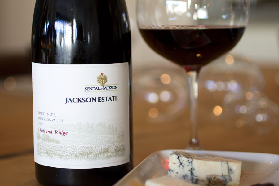Kendall-Jackson Jackson Estate Outland Ridge Pinot Noir, Anderson Valley