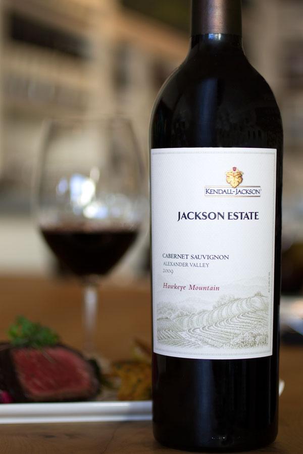 Kendall-Jackson Jackson Estate Hawkeye Mountain Cabernet Sauvignon, Alexander Valley