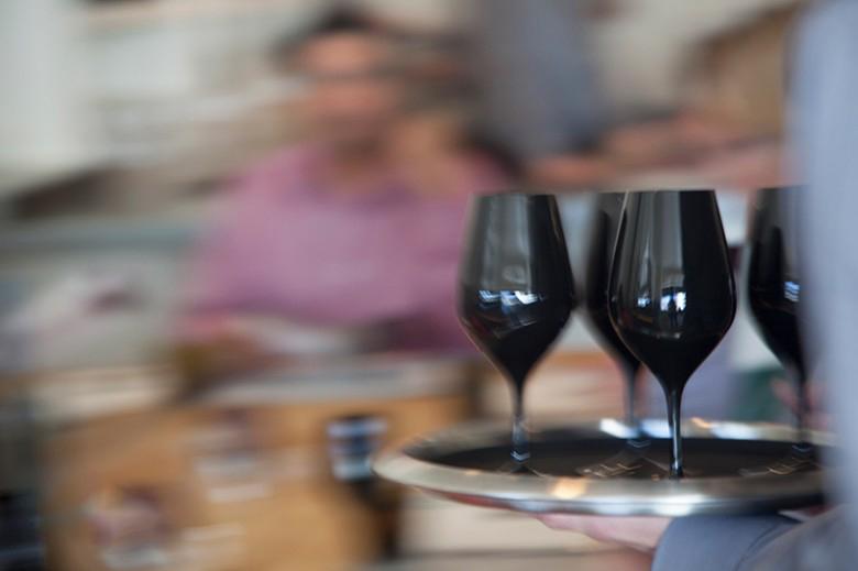 Kendall-Jackson mystery wine tasting