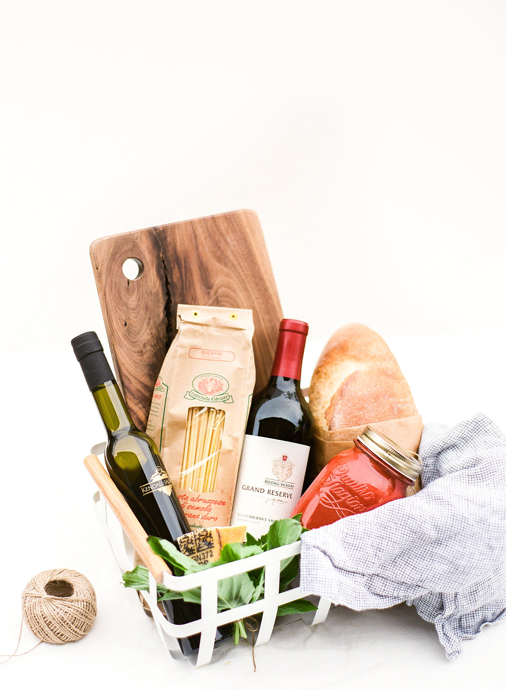 These 4 simple steps to creating your own neighborhood gift basket will make you the favorite on the block in no time.