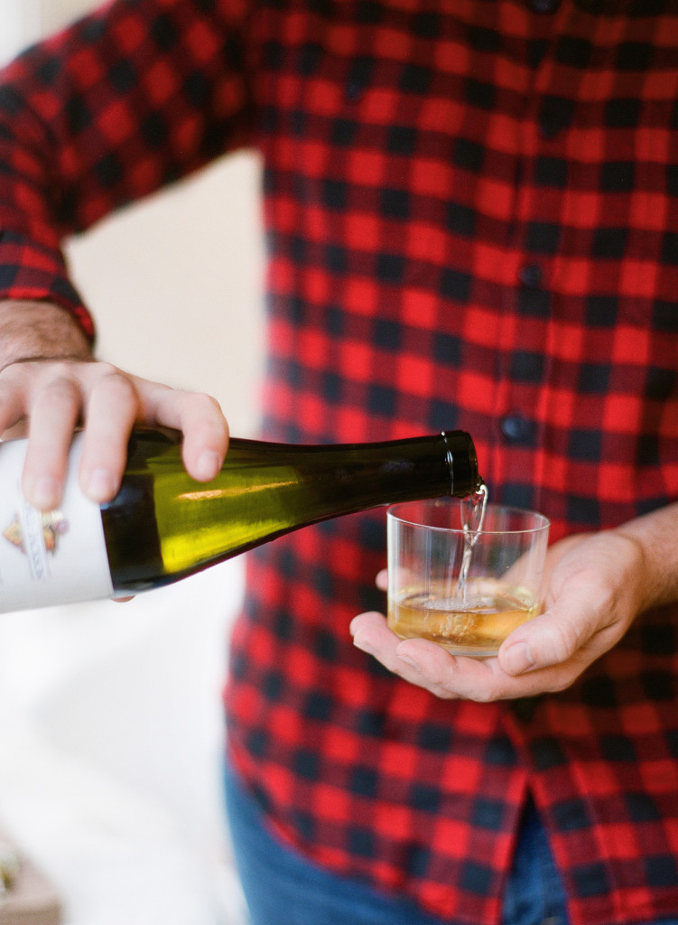 For an extra level of fun, serve the wine in black glasses or tie brown paper bags around the bottle so you can't tell what bottle is which. This breaks down stereotypes and allows you to experience new flavors in a more open way. Pretty cool, huh?