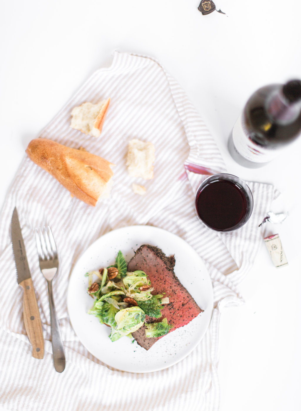 Blogger Lauren Kelp shows you what it means to be a good guest & how to bring the perfect bottle of wine, no matter the menu.