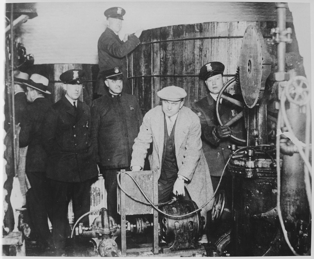 December 5th, 2015 marks the 82nd anniversary of the repeal of Prohibition, a period in the United State's history where alcohol was not allowed to be produced or consumed between 1920 and 1933.