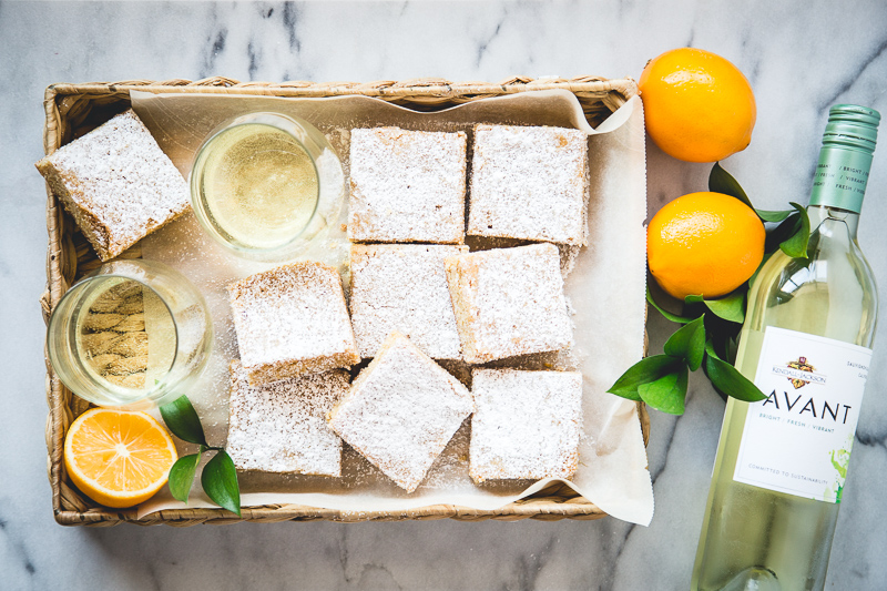 This meyer lemon blondie recipe is bright, citrusy and simple -- the perfect dessert for quickly and deliciously pulling you out of even the most dreary of winter funks.