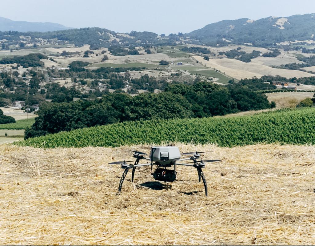 Kendall-Jackson Vineyard Drone
