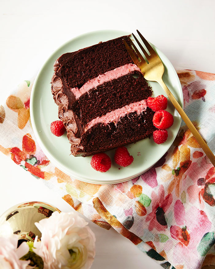 We all know how well Kendall-Jackson wine pairs with all kinds of meals and how it's a delicious ingredient in so many savory dishes but did you ever think about wine in your dessert as well as with your dessert? If you're a chocolate lover then this red wine chocolate cake is a triple threat. #recipe #ValentinesDay