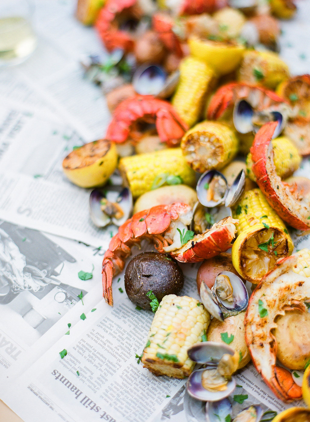 Have you ever been to a seafood boil? How about hosted one? Today we are going to share our favorite boil recipe & some easy (seriously!) steps on how to throw this fun get-together & if this doesn't have you sending out invites, I don't know what will!