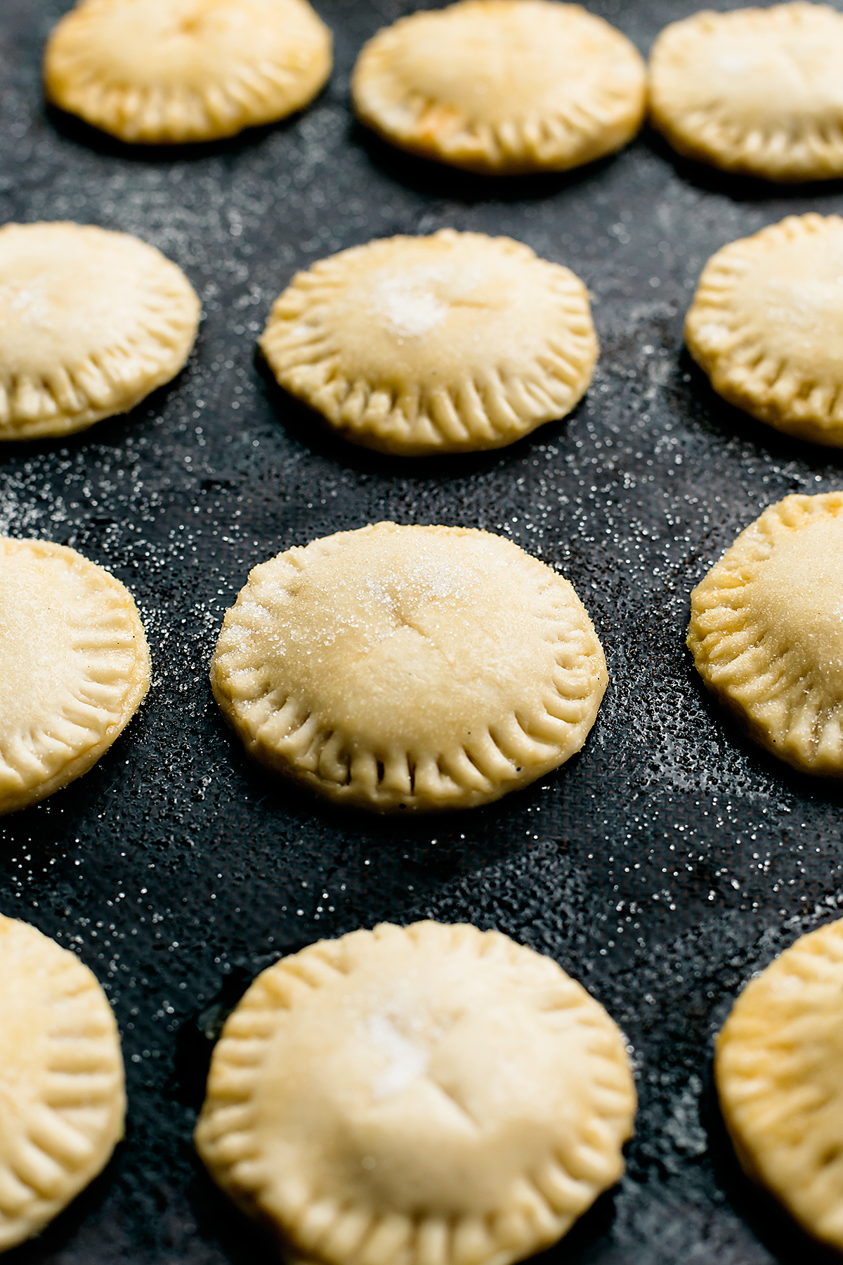 Pear, Ginger, and Orange Marmalade Hand Pies