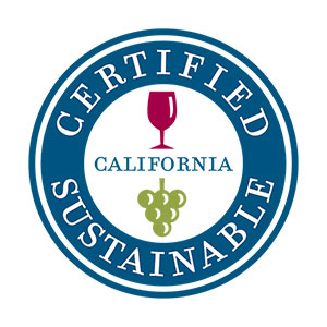 Certified California Sustainable Winegrowing (CERTIFIED SUSTAINABLE)