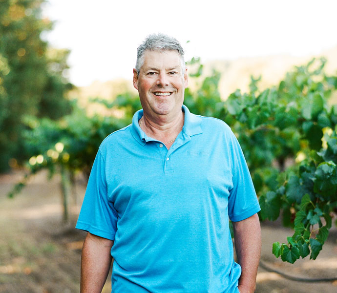 Fritz Meier - Winemaker
