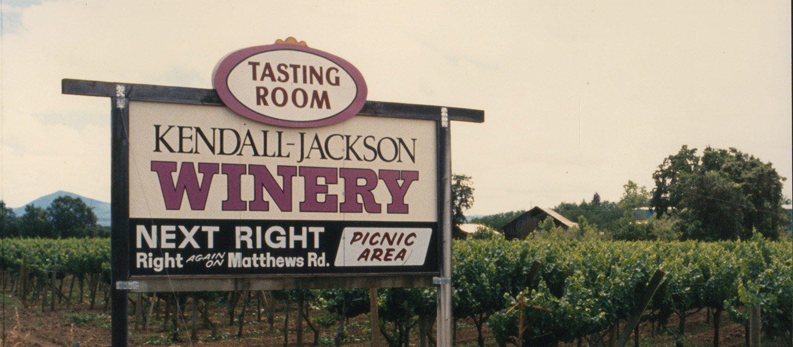 The History of Kendall-Jackson Wines
