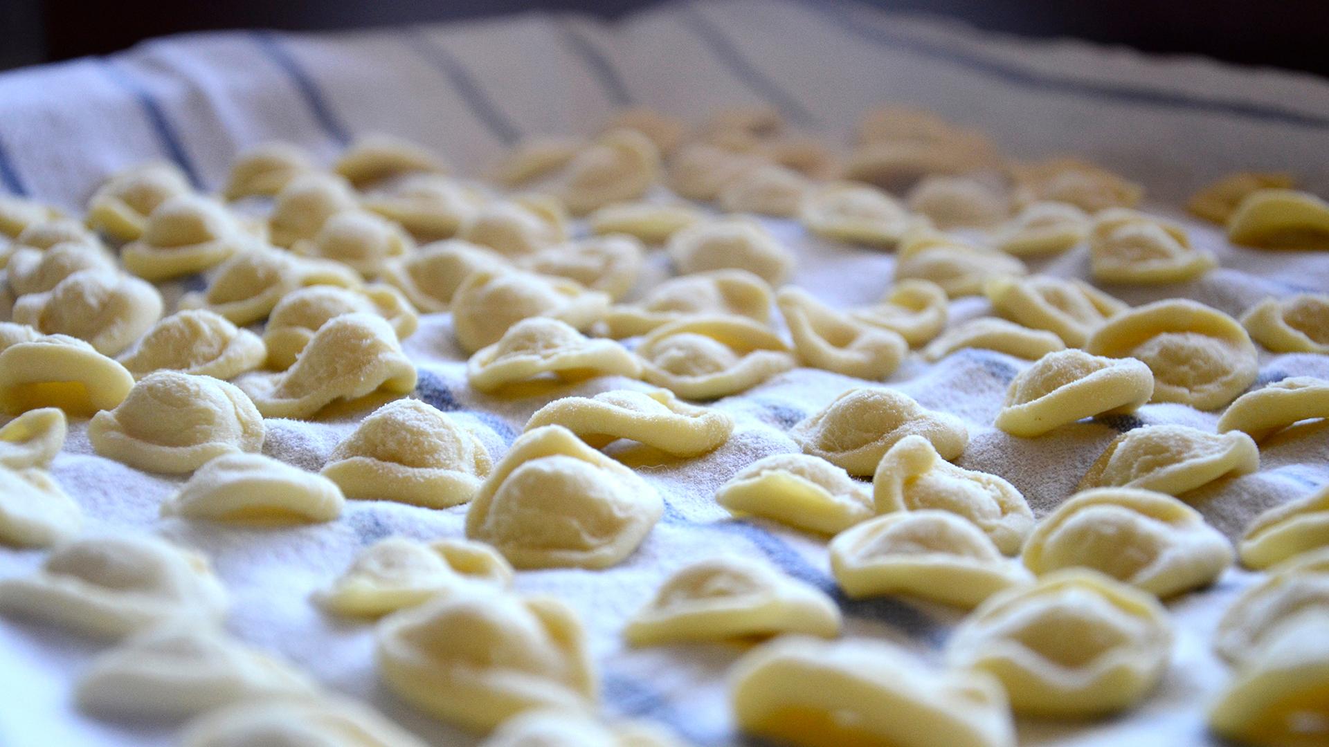 Homemade Orecchiette Recipe