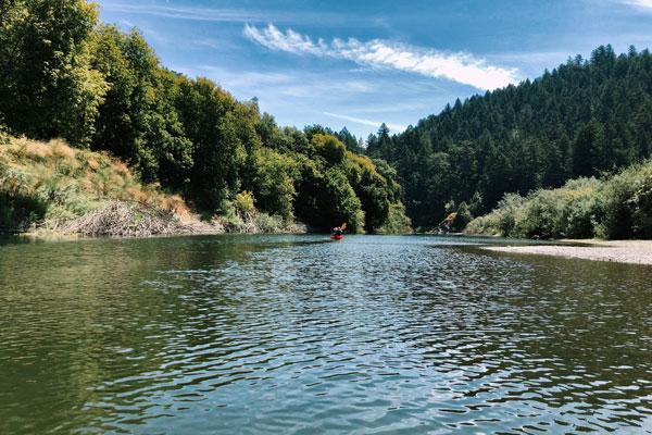 Monte Rio Russian River Kayaking