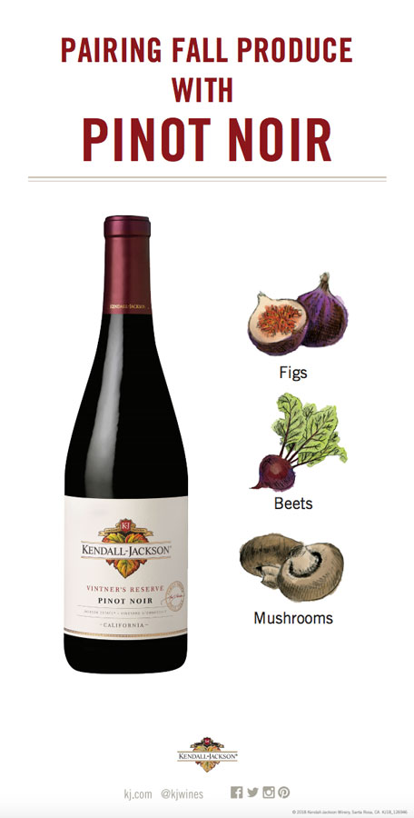 pairing-fall-fruits-vegetables-pinot-noir-wines
