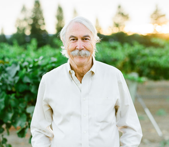 Winemaseter Randy Ullom