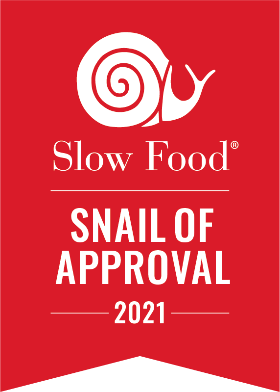 Slow Food Snail of Approval 2021