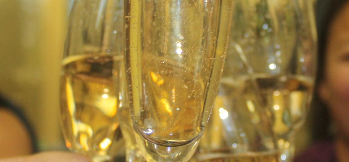 New Year Bubbly