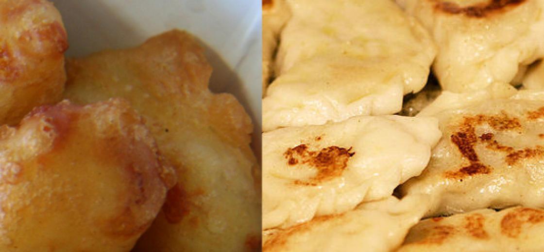 Cheese Curd Vs Pierogi