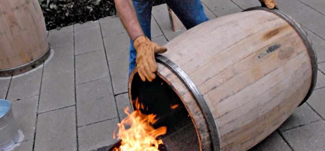Barrel Toasting 1