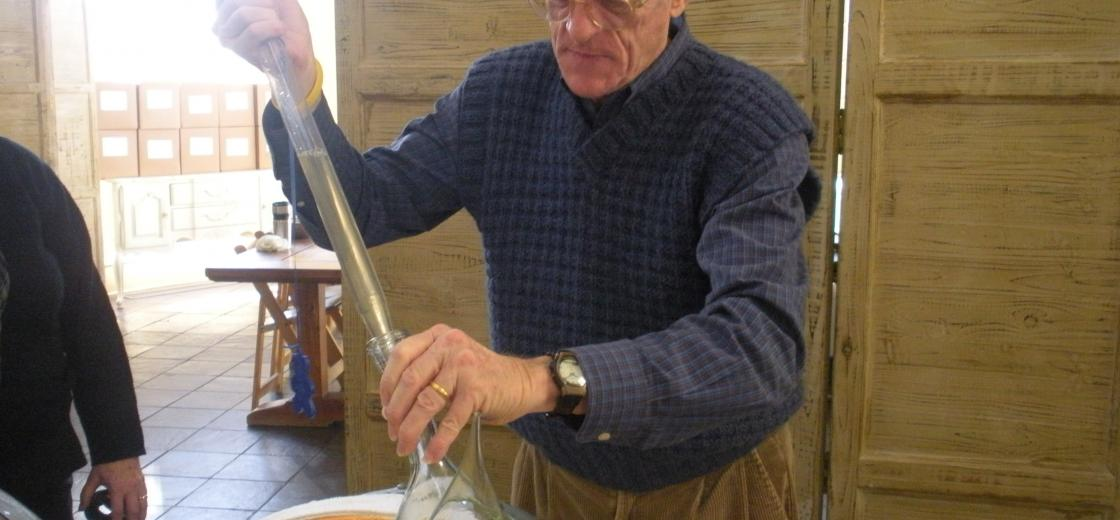 Tasting From The Barrel
