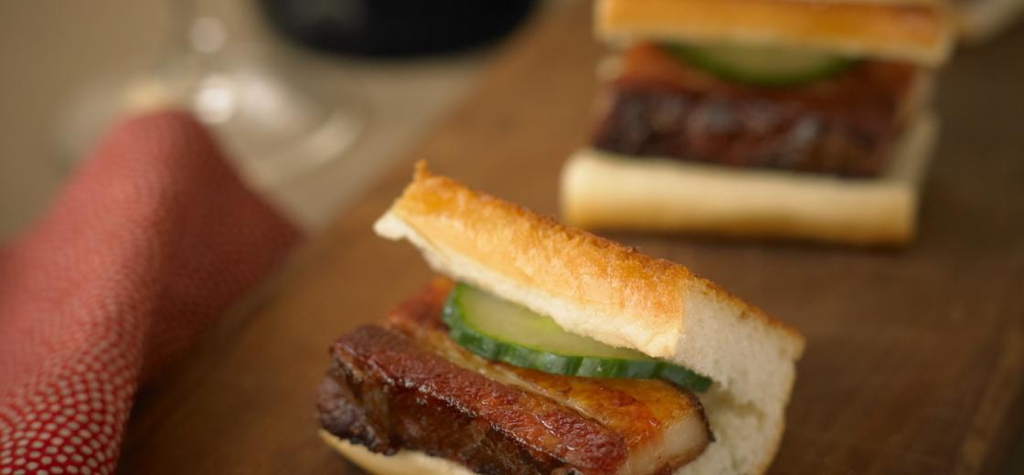 Pork-Belly Slider