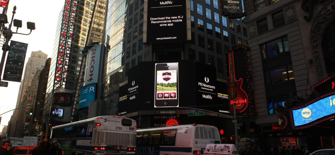 K-J Recommends Times Square