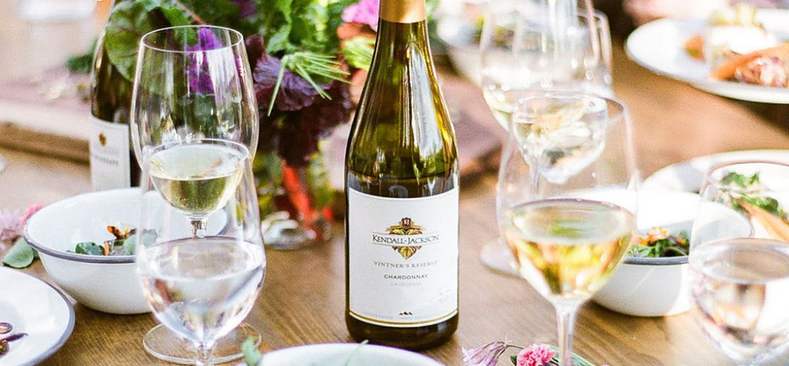 Kendall-Jackson Chardonnay Food and Wine Pairings