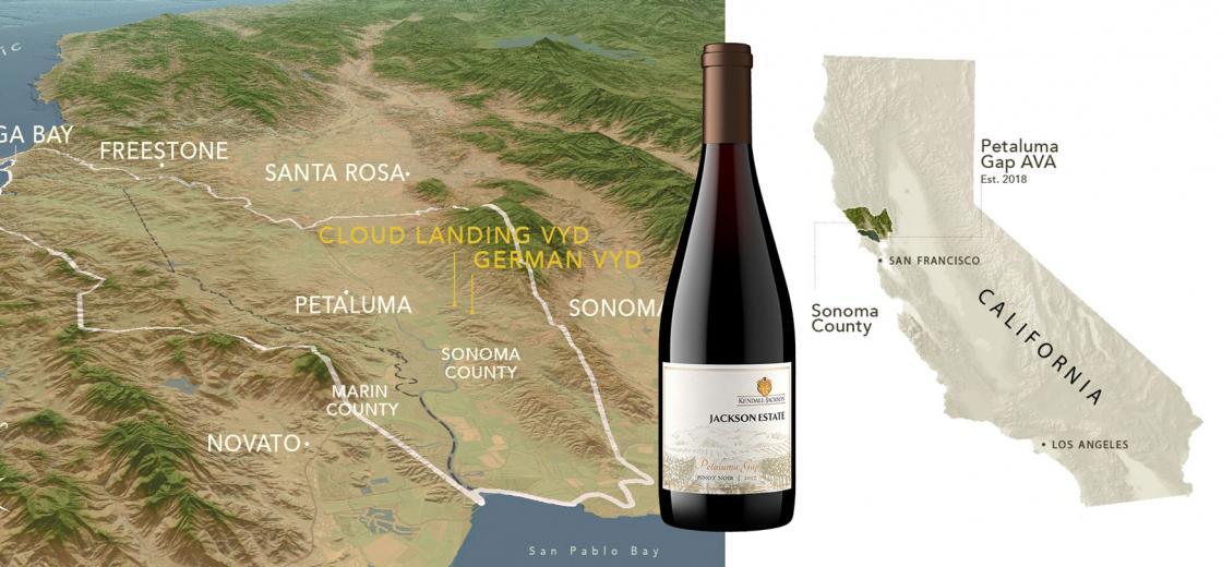 When the Wind Makes the Wines: Sonoma's Petaluma Gap AVA