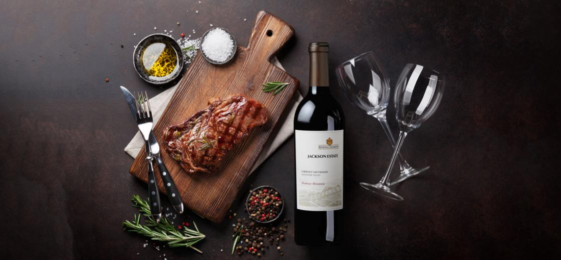 The best wine and steak pairings kendall jackson for Best wine with fish