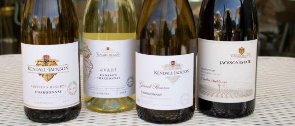 Kendall-Jackson Wine Labels