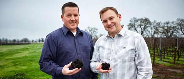 That's right. Truffles have arrived in Sonoma County, California. Learn more about the Kendall-Jackson Truffle Harvest as well as everything you need to know about truffles and wine.
